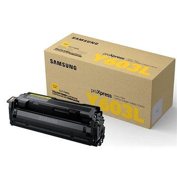 Samsung CLT-Y603L žlutý (SU557A)