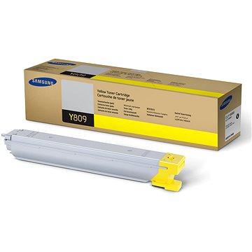 Samsung CLT-Y809S žlutý (SS742A)