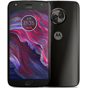 Motorola Moto X4 Super Black + ZDARMA Sluchátka Motorola Pulse Max Red Digitální předplatné Interview - SK - Roční od ALZY