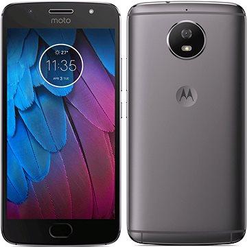 Motorola Moto G5s Lunar Grey (PA7W0003RO) + ZDARMA Digitální předplatné PC Revue - Roční předplatné - ZDARMA Digitální předplatné Interview - SK - Roční od ALZY Sluchátka do uší JBL L10A šedá