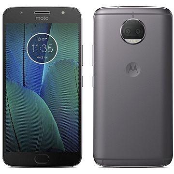 Motorola Moto G5s Plus Lunar Grey (PA6V0097RO) + ZDARMA Digitální předplatné Interview - SK - Roční od ALZY Baterie Lenovo Power bank MP1060 - 10000 mAh, Grey Sluchátka do uší JBL L10A šedá