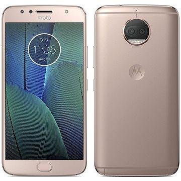 Motorola Moto G5s Plus Gold (PA6V0095RO) + ZDARMA Digitální předplatné Interview - SK - Roční od ALZY Baterie Lenovo Power bank MP1060 - 10000 mAh, Grey Sluchátka do uší JBL L10A šedá