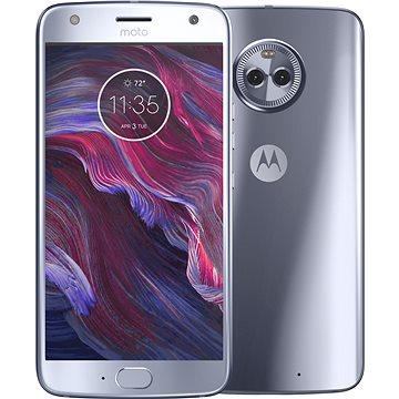 Motorola Moto X4 Modrá (PA8S0003RO)