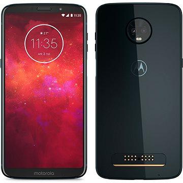 Motorola Moto Z3 Play Modrý (PABH0037RO)