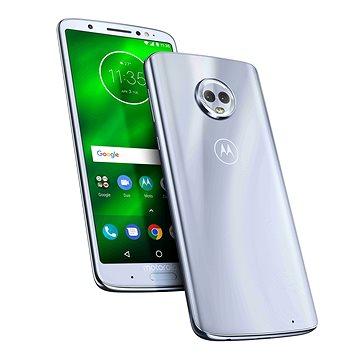 Motorola G6 Plus Single SIM světle modrá (PAB30003RO)