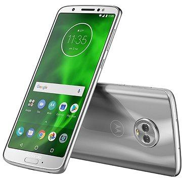 Motorola Moto G6 Stříbrná (PAAL0001RO)