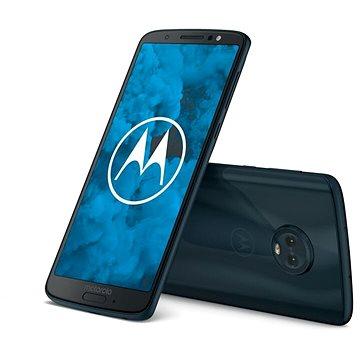 Motorola Moto G6 Single SIM modrá (MOM000028)