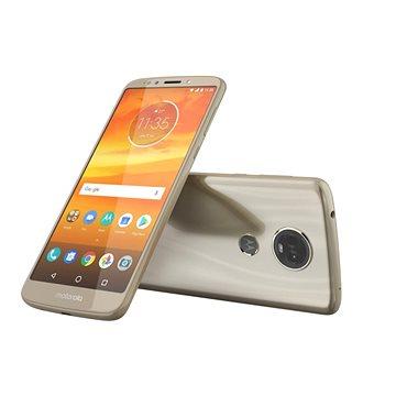 Motorola E5 Plus Zlatý (PABA0019RO)