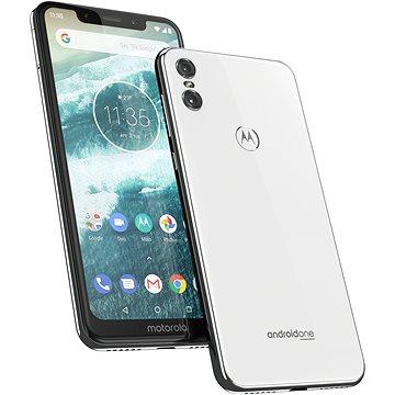 Motorola One Dual SIM Bílá (PAD40025RO)