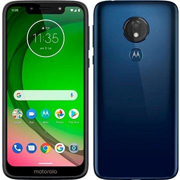 Motorola Moto G7 Play modrá (PAE70005RO)