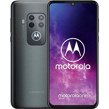 Motorola One Zoom šedá (PAG20018PL)
