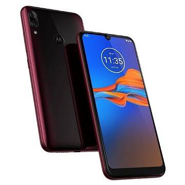 Motorola Moto E6 Plus červená (PAGA0021RO)