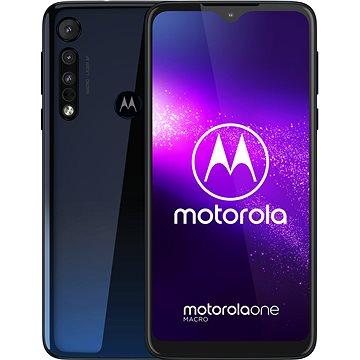 Motorola One Macro modrá (PAGS0000PL)