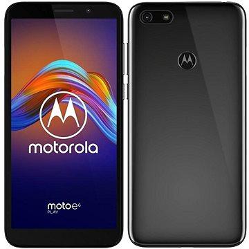 Motorola Moto E6 Play černá (PAHB0003PL)