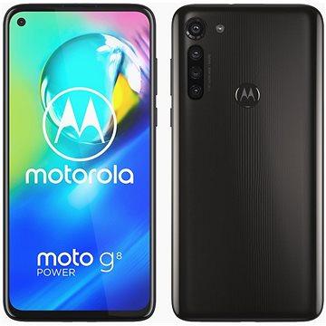 Motorola Moto G8 Power černá (PAHF0004PL)