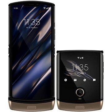 Motorola Razr eSIM zlatá (PAHT0040SK)