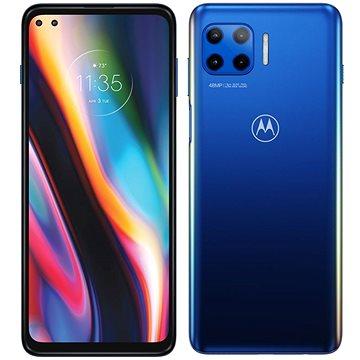 Motorola Moto G 5G Plus modrá (PAK90007PL)