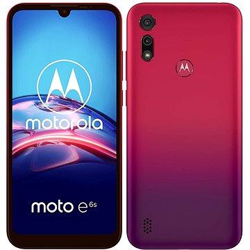 Motorola Moto E6s Plus 64GB Dual SIM červená (PAJE0030PL)