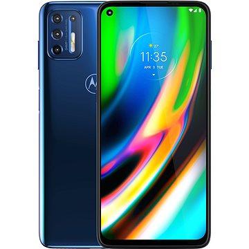 Motorola Moto G9 Plus 128GB modrá (PAKM0003PL)