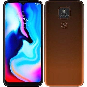 Motorola Moto E7 Plus oranžová (PAKX0009PL)