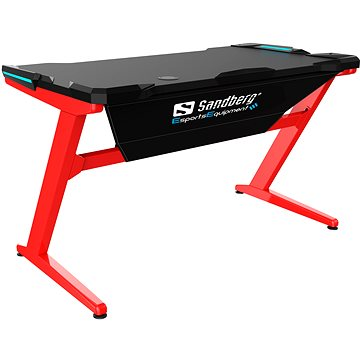 Sandberg Fighter Gaming Desk (640-90)