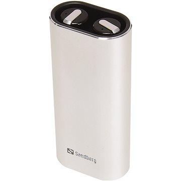 Sandberg Bluetooth Earbuds + Powerbank (126-00)