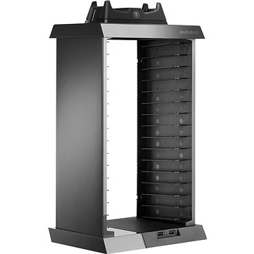 SNAKEBYTE PS4 CHARGE:TOWER PRO BLACK (SB910364)