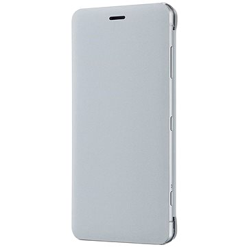Sony SCSH50 Style Cover Flip pro Xperia XZ2 Compact Grey (1312-4415)