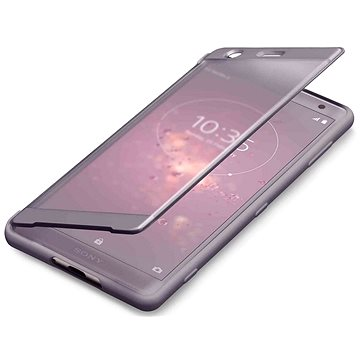 Sony SCTH40 Style Cover Touch pro Xperia XZ2 Violet/Pink (ACPLERPF22061)