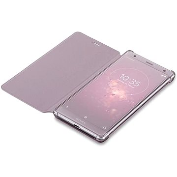 Sony SCSH50 Style Cover Stand pro Xperia XZ2 Compact Violet/Pink (ACPLERPF32051)