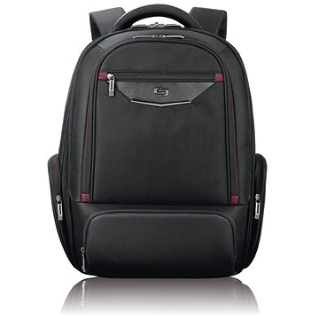Solo Executive Backpack Black/Red 17.3 (EXE700-4)