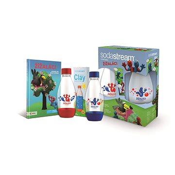 SodaStream Dětský set Žížaláci 2 láhve (42002425)