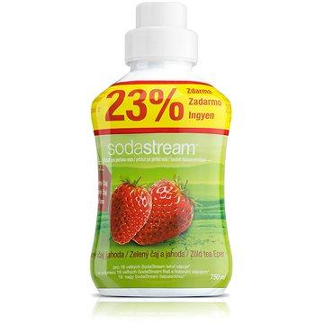 SODASTREAM 750ml Zelený čaj jahoda (42002990)