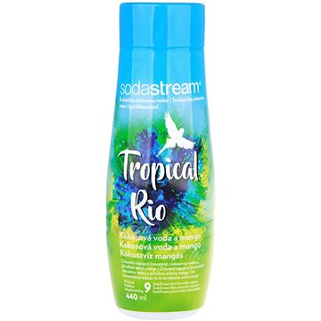 SODASTREAM TROPIC Mango-Kokos 440ml