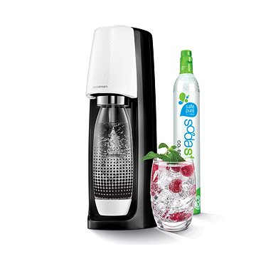 SodaStream Spirit B&W (42002690)