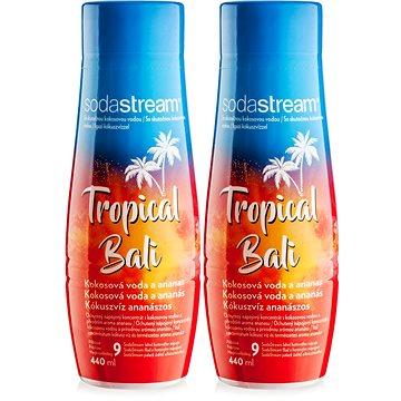 SodaStream Příchuť Tropical Edition 2x Ananas-Kokos