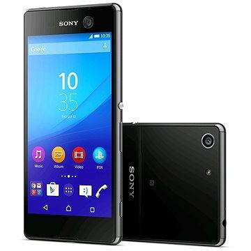 Sony Xperia M5 Black (1300-5532) + ZDARMA Poukaz Elektronický darčekový poukaz Alza.sk v hodnote 33 EUR, platnosť do 23/12/2016