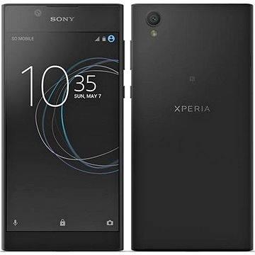 Sony Xperia L1 Black (1308-0248) + ZDARMA Digitální předplatné Interview - SK - Roční od ALZY Digitální předplatné Týden - roční