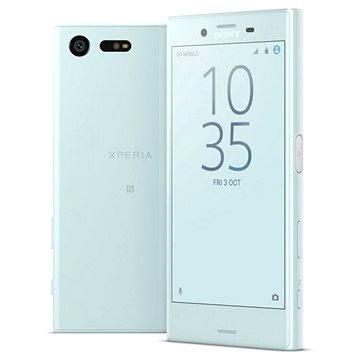 Sony Xperia X Compact Mist Blue (1304-2023) + ZDARMA Poukaz Elektronický darčekový poukaz Alza.sk v hodnote 39 EUR, platnosť do 28/2/2017 Poukaz Elektronický dárkový poukaz Alza.cz v hodnotě 1000 Kč, platnost do 28/2/2017