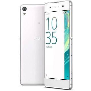 Sony Xperia XA White (1302-4668) + ZDARMA Poukaz Elektronický darčekový poukaz Alza.sk v hodnote 19 EUR, platnosť do 28/2/2017 Poukaz Elektronický dárkový poukaz Alza.cz v hodnotě 500 Kč, platnost do 28/2/2017