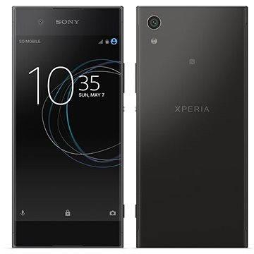 Sony Xperia XA1 Black (1307-1525) + ZDARMA Digitální předplatné Interview - SK - Roční předplatné Digitální předplatné Týden - roční