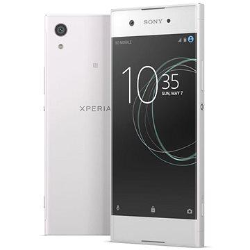 Sony Xperia XA1 Dual SIM White (1308-4265) + ZDARMA Bluetooth sluchátka Alzátka Digitální předplatné Interview - SK - Roční od ALZY Poukaz Elektronický dárkový poukaz Alza.cz v hodnotě 500 Kč, platnost do 31/12/2017