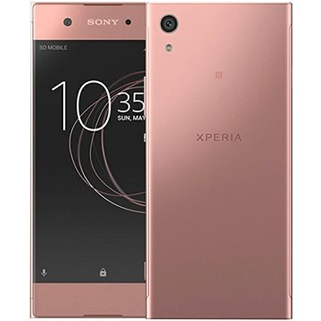Sony Xperia XA1 Dual SIM Pink (1308-4515) + ZDARMA Digitální předplatné Týden - roční Bluetooth sluchátka Alzátka Digitální předplatné Interview - SK - Roční od ALZY
