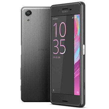 Sony Xperia X Performance Black (1302-9850) + ZDARMA Poukaz Elektronický darčekový poukaz Alza.sk v hodnote 39 EUR, platnosť do 28/2/2017 Poukaz Elektronický dárkový poukaz Alza.cz v hodnotě 1000 Kč, platnost do 28/2/2017