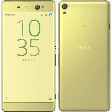 Sony Xperia XA Ultra Lime Gold (1303-0249)
