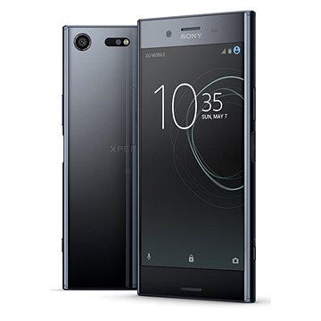 Sony Xperia XZ Premium Deepsea Black (1308-4122) + ZDARMA Bezpečnostní software Kaspersky Internet Security pro Android pro 1 mobil nebo tablet na 6 měsíců (elektronická licence) Sluchátka Sony MDR-XB950B1 černá Digitální předplatné Interview - SK - Roční