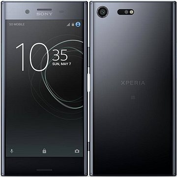 Sony Xperia XZ Premium černá (SON000003)