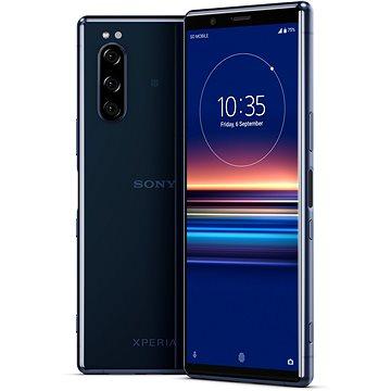Sony Xperia 5 modrá