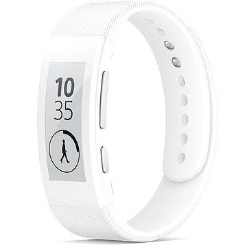 Fitness náramek Sony SmartBand Talk SWR30 White (1291-6168)
