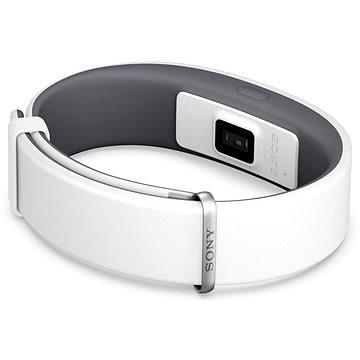 Fitness náramek Sony SmartBand 2 SWR12 White (1294-1603)